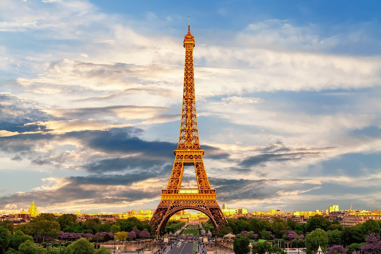 Eiffel Tower Tickets